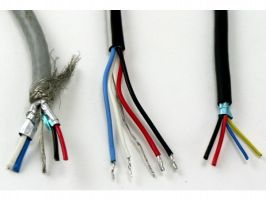 EC204 | 20 AWG 4 COND | NO SHIELD