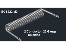 ECS222 | 22 AWG 2 COND | ALUMINUM SHIELDED