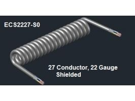ECS2227 | 22 AWG 27 COND | ALUMINUM SHIELDED