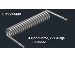 ECS223 | 22 AWG 3 COND | ALUMINUM SHIELDED