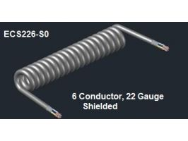 ECS226 | 22 AWG 6 COND | ALUMINUM SHIELDED