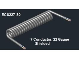 ECS227 | 22 AWG 7 COND | ALUMINUM SHIELDED