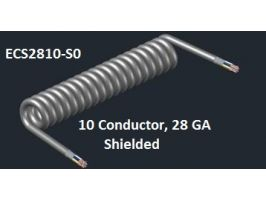 ECS287 | 28 AWG 7 COND | ALUMINUM SHIELDED