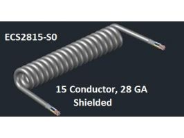 ECS2815 | 28 AWG 15 COND | ALUMINUM SHIELDED