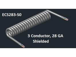 ECS283 | 28 AWG 3 COND | ALUMINUM SHIELDED