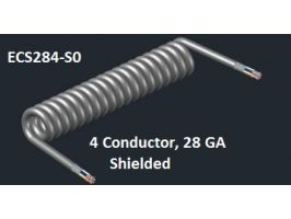 ECS284 | 28 AWG 4 COND | ALUMINUM SHIELDED
